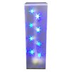 """Creative Motion 17"""" H Table Lamp with Rectangular Shade"""