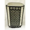 """Creative Motion Deck top 11"""" H Table lamp with Drum shade"""