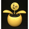 Creative Motion Decorative Solar Smiley Face