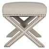 Orient Express Furniture Villa Remy Ottoman