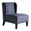 Rissanti Piedmont Lucca Wing Back Side Chair