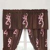 "Browning Buckmark 88"" Curtain Valance"