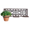 Fallen Fruits Rectangular Wall Mounted Planter