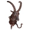 Fallen Fruits Capra Goat Wall Mounted Coat Rack