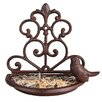 Fallen Fruits Claire Wall-Mounted Bird Feeder