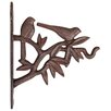 Fallen Fruits Esschert's Garden Bird Hook Wall Decor