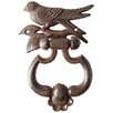 Fallen Fruits Esschert's Garden Bird Door Knocker Wall Decor
