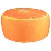 Fallen Fruits Pouffe Orange