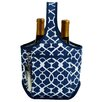 Picnic At Ascot Trellis Two Bottle Carrier
