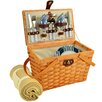 Picnic At Ascot Frisco Picnic Basket