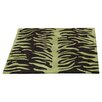 Ultimate Rug Co Aspire Tigre Choc/Green Rug