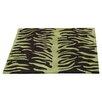 Ultimate Rug Co Teppich Aspire Tigre in Braun und Grün