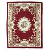 Ultimate Rug Co Traditional Poly Traditional 2 520103 Red Rug
