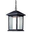 Z-Lite Mesa 1 Light Outdoor Hanging Lantern
