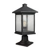 Z-Lite Portland 1 Light Outdoor Lantern Head