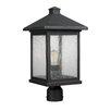 Z-Lite Portland 1 Light Lantern Head