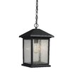 Z-Lite Portland 1 Light Outdoor Hanging Lantern