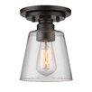 Z-Lite Annora 1 Light Semi Flush Mount