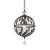 Z-Lite Almet 1 Light Globe Pendant