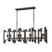 Z-Lite Marsala 8 Light Kitchen Island Pendant