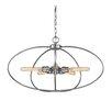 Z-Lite Persis 5 Light Globe Pendant