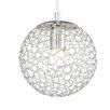 Z-Lite Saatchi 1 Light Globe Pendant