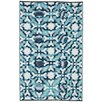 Fab Rugs World Seville Blue Indoor/Outdoor Area Rug