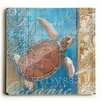 Artehouse LLC Turtle and Sea Wall Décor