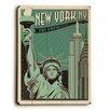 Artehouse LLC New York City Wall Décor
