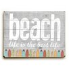 Artehouse LLC Beach Life Wall Décor