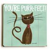 Artehouse LLC You're Purr-fect Wall Décor