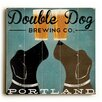 Artehouse LLC Black Dog Brewing Co Wall Décor