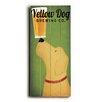 Artehouse LLC Golden Dog Brewing Co Wall Décor