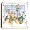 Artehouse LLC Warm Winter Wishes Textual Art
