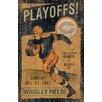 Imperial NFL Vintage Advertisement