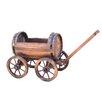 Quickway Imports Novelty Wheelbarrow Planter
