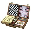 GLD Products Main Street Classics 6-in-1 Game Set