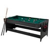 """GLD Products Fat Cat Pockey™ 3 in 1 6'8"""" Game Table"""