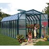 Rion Greenhouses Grand Gardener 2 Twin Wall 9 Ft. W x 21 Ft. D Polycarbonate Greenhouse