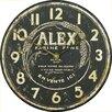 Roger Lascelles Clocks Patisserie Alex Wall Clock