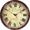 Roger Lascelles Clocks 36cm Antique London Clockmaker's Dial Wall Clock