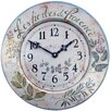Roger Lascelles Clocks 36cm French Herbes Wall Clock