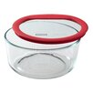 Pyrex Premium Glass Lids 56 Oz. Round Storage Dish