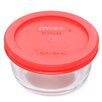 Pyrex 8 Oz. Round Storage Container (Set of 6)