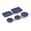 Pyrex Storage Plus 10-Piece Bakeware Set