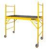 Metaltech Jobsite Series 6.52' H x 72.24'' W x 30.96'' D Steel Perry Style Baker Scaffolding