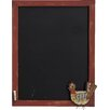 Transpac Imports, Inc Lost and Found Rooster Multimedia Chalkboard