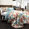 Special Edition by Lush Decor Layla 3 Piece Reversible Coverlet Set