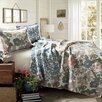 Special Edition by Lush Decor Sydney 3 Piece Reversible Coverlet Set