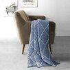 Special Edition by Lush Decor Lattice Geometric Throw Blanket